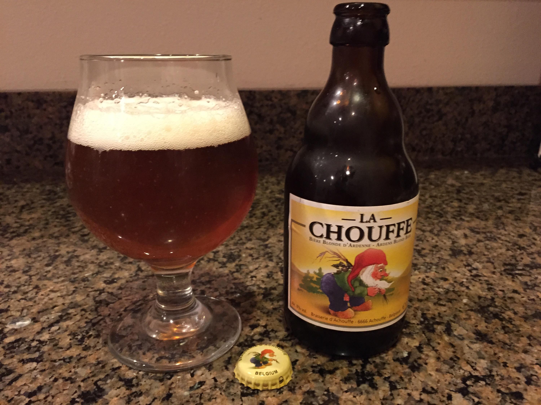 La Chouffe by Brasserie D' Achouffe