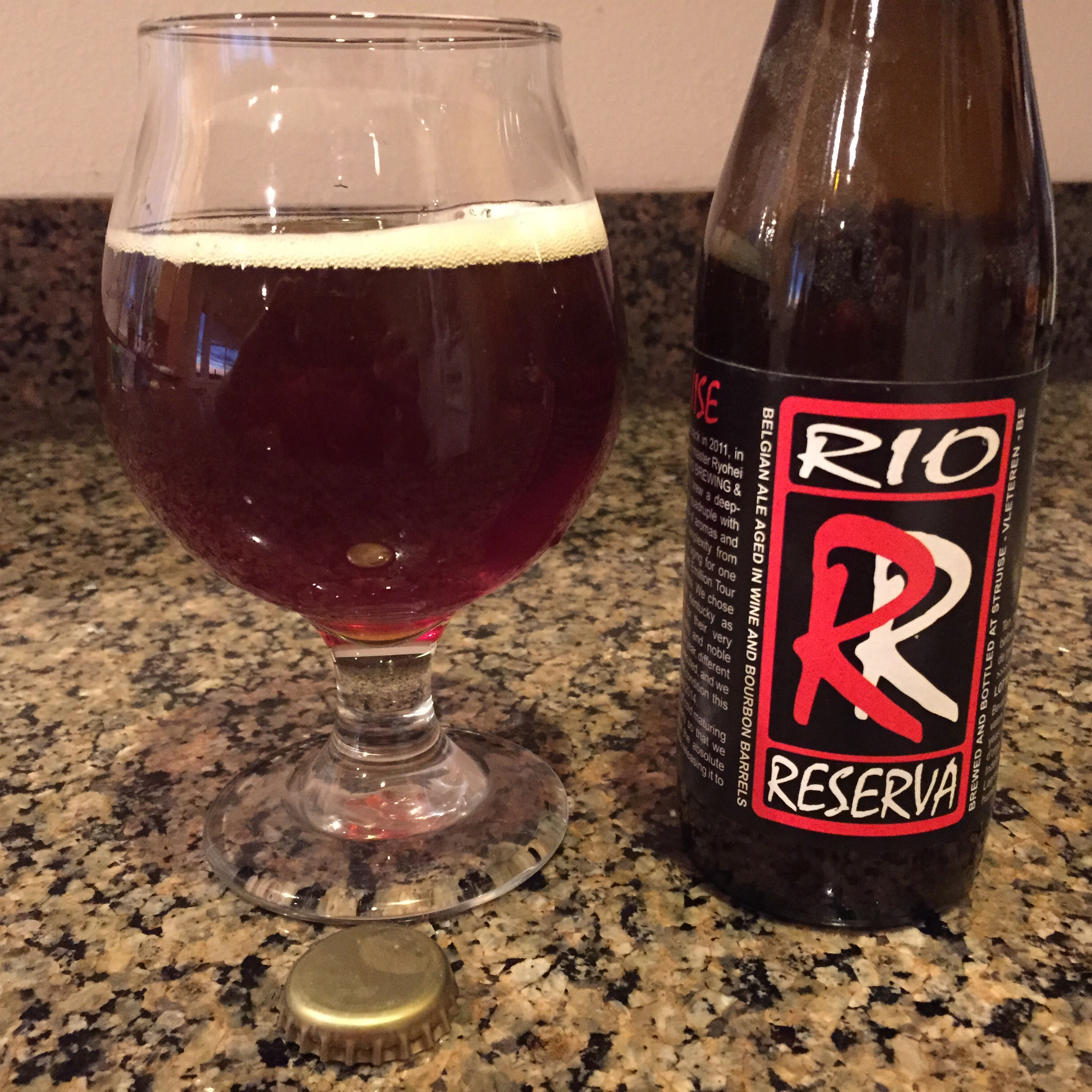 Rio Reserva – 2011 by De Struise Brouwers
