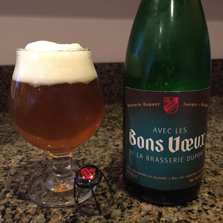 Avec Les Bon Voeux by Brasserie Dupont