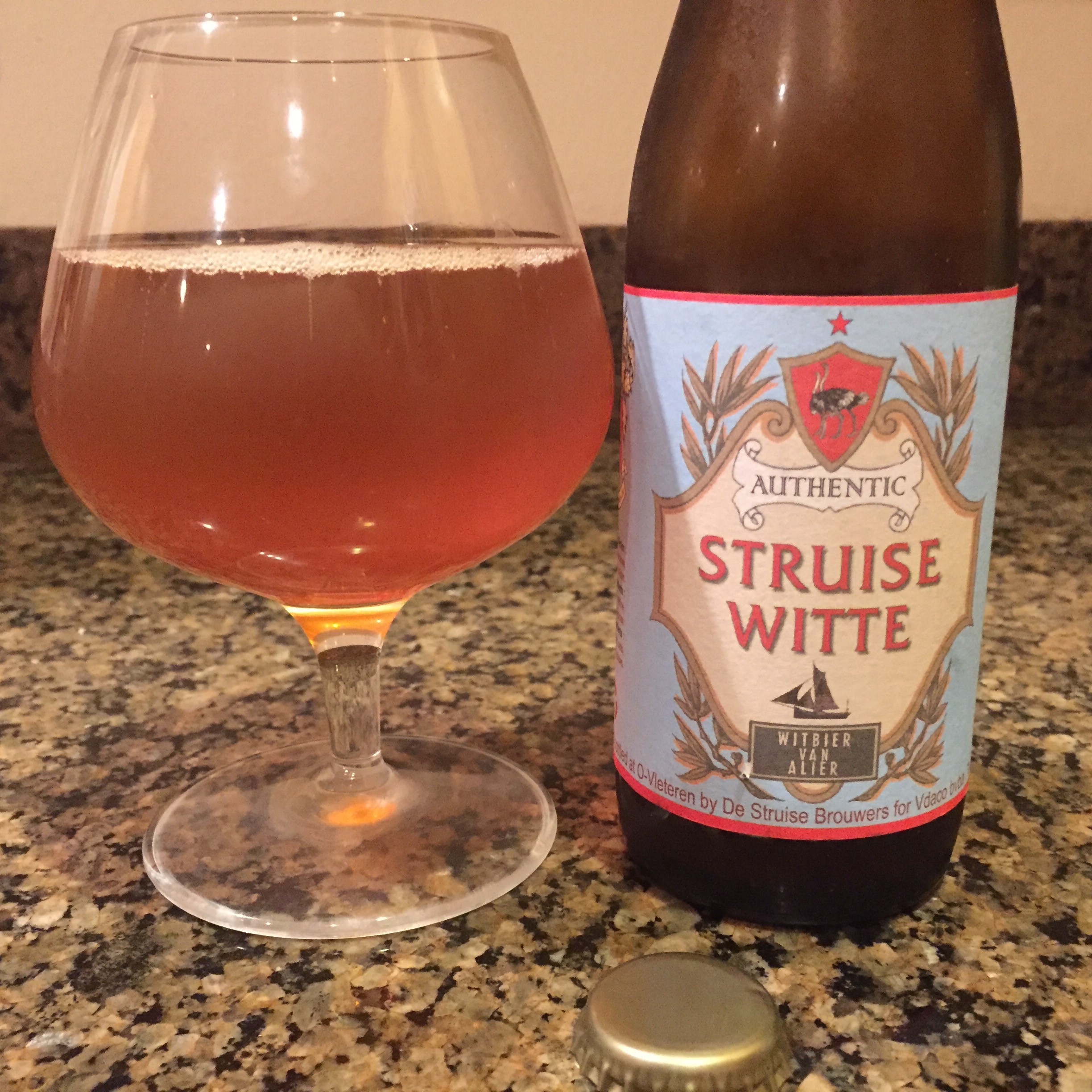 Struise Witte by De Struise Brouwers