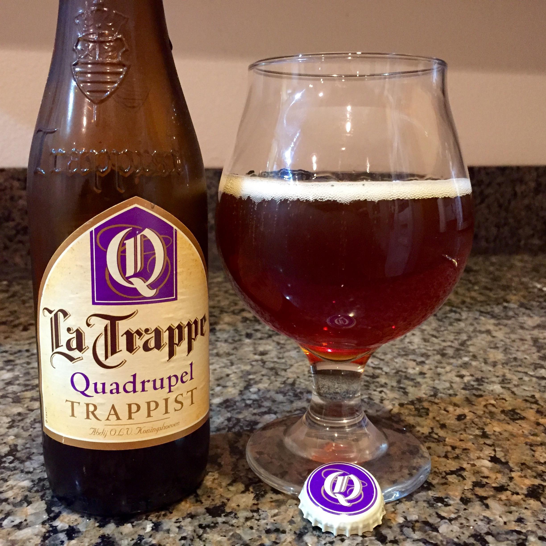 La Trappe – Quadrupel by Abdij O.L.V. Koningshoeven
