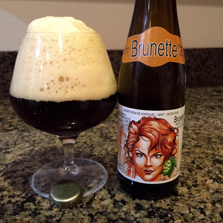 Brunette by Hopduvel