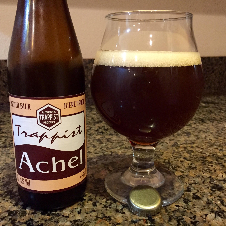 Achel Trappist Bruin Bier by Brouwerij der Sint-Benedictusabdij de Achelse Kluis