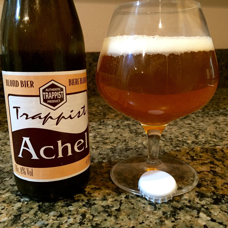 Achel Trappist Blond Bier by Brouwerij der Sint-Benedictusabdij de Achelse Kluis