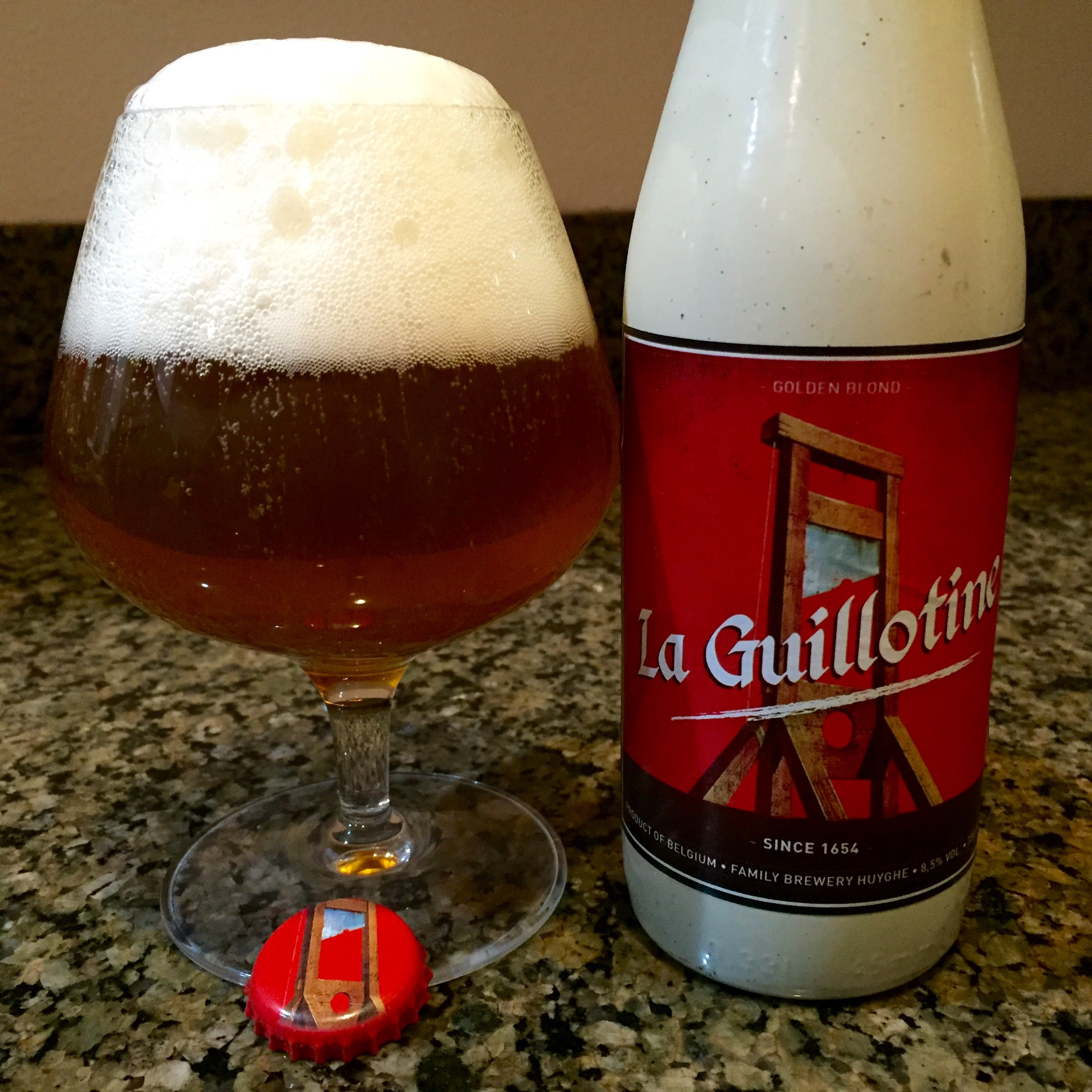 La Guillotine by Brouwerij Huyghe