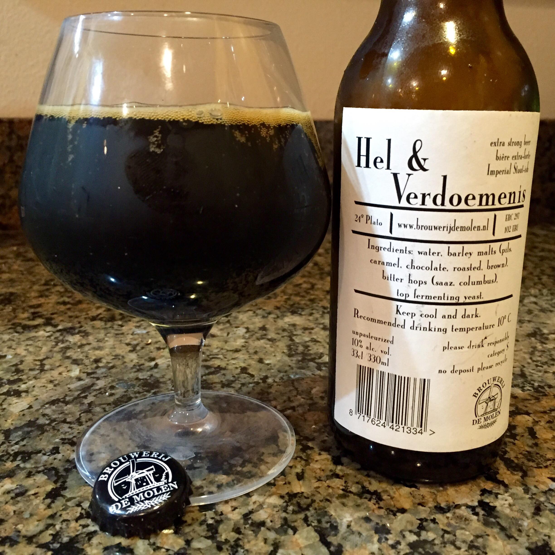 Hel & Verdoemenis by Brouwerij De Molen