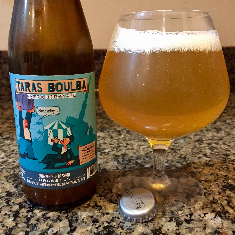 Taras Boulba – Extra Hoppy Ale by Brasserie De La Senne