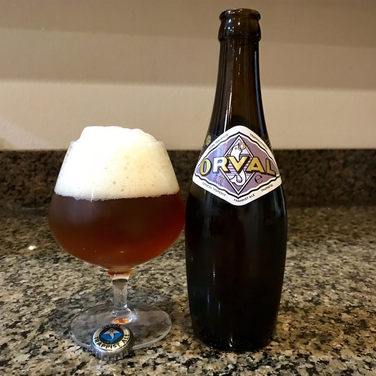 Orval by Brasserie D'Orval