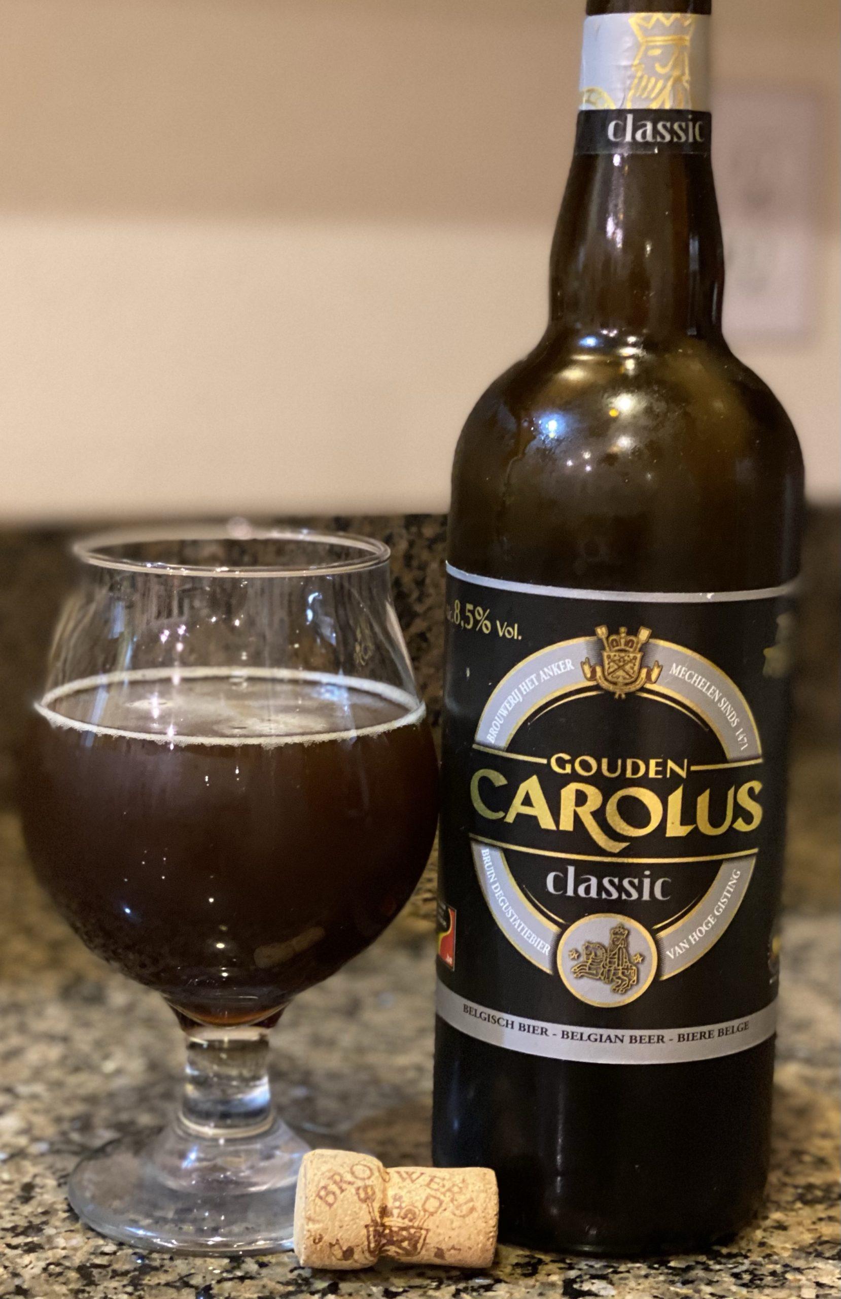 Gouden Carolis – Classic by Brouwerij Het Anker