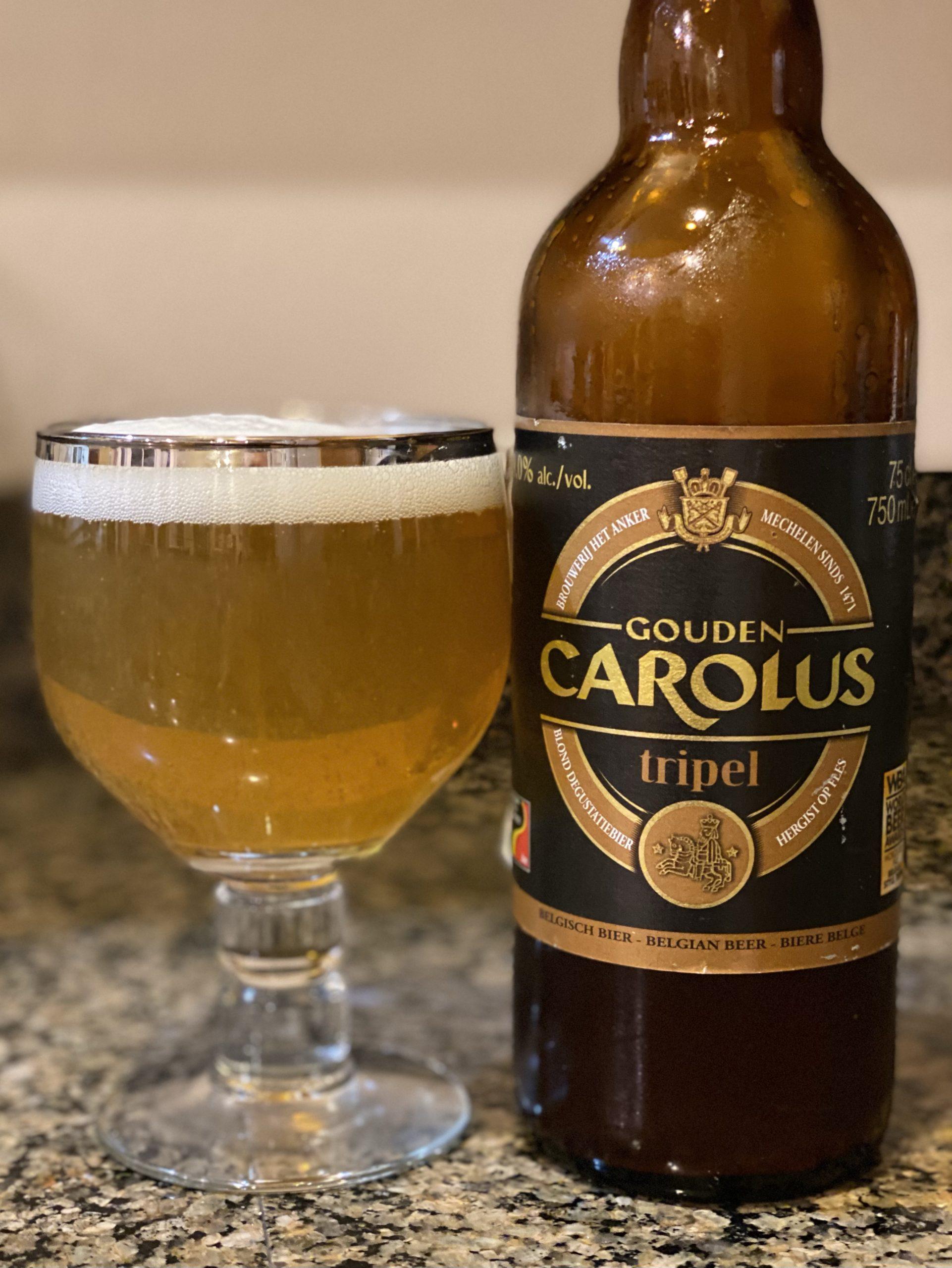 Gouden Carolus – Tripel by Brouwerij Het Anker
